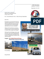 2012-09-29 Letter to Rex Tillerson