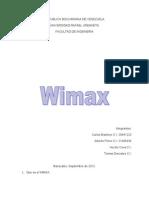 Wimax Trabajo