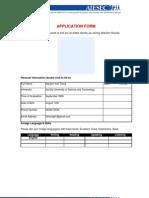 Trang Aiesec Application