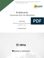 El clima en la cuenca Mantaro.pptx