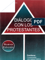 Amatulli, Flaviano - Dialogo Con Los Protestantes