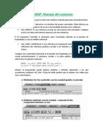 ABAP - WebDynpro - Manejo Del Contexto