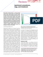 Mild Cognitive Impairment Prevalence Prognosis Aetiology Adn Treatment
