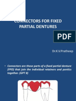 Connectors in Fpd