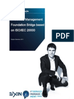 Preparationguide Itsm Foundation Bridge Brazilian Portuguese