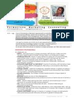 Curriculum Paola Bonavolontà