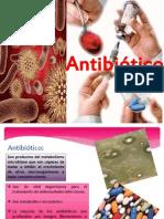 Producción Industrial                 de Antibióticos