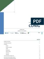 Manual de Uso - Aplicativo ConIg - Edicion 2012