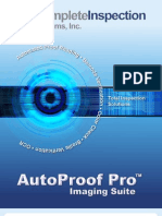 AutoProof Pro Imaging Suite | Automated Inspection Software