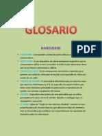 Glosario de Hardware y Software