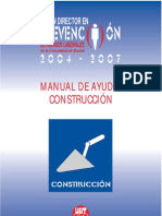 1 Manual de La Construccion