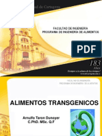 alimnetos transgenicos