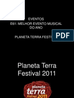 E61 Planeta Terra