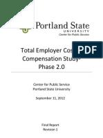 PSU Compensation Study