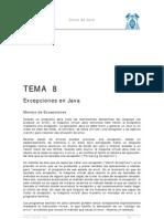 Curso Java - Excepciones