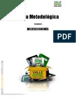 Guia Metodologica Microeconomia