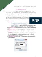 Filtros Avanzados - Excel