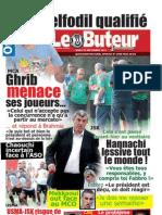 LE BUTEUR PDF du 27//09/2012