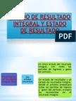 Estado de Resultaods Integral Seccion 5 ACTUAL