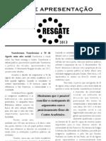 Carta de Apresentac_a_o Do Resgate