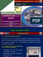 Capacitacion Laptop Secundaria OX 2012 Ok