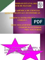 Evaluacion Externa e Interna