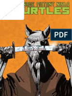 Teenage Mutant Ninja Turtles #14 Preview