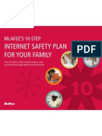 Mcafee Internet Safety Plan