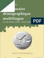 dictionnaire démographique fr-ii