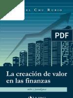 La creación de valor en las finanzas. Mitos y paradigmas