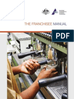 Franchisee Manual