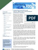 rapport OCDE sur les fonds de pension 2012