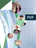 Jefferson County Colorado Human Services Annual Report 2011-2012