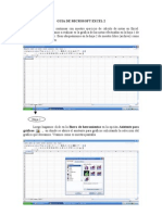 Guia de Microsoft Excel 2