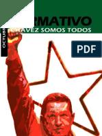 Chávez Somos Todos Octubre 2012