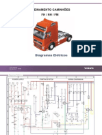 [SCHEMATICS_48IS]  diagrama elctrico fh D13 2013.pdf   Electrical Connector   Electrical Wiring   Volvo Truck Wiring Diagrams Battery Picture      Scribd