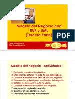 Modelo Del Negocio - RUP - UML - BR