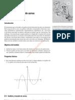 Análisis y trazado de curvas