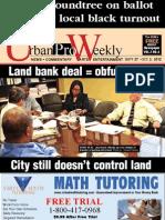 Urban Pro Weekly, September 27, 2012