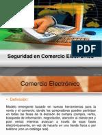 Seguridad en Cmercio Electronico
