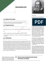 Los Teoremas Fundamentales