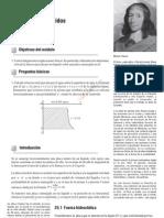 Los Teoremas de Pappus