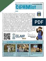 CAHMlot d'octobre 2012