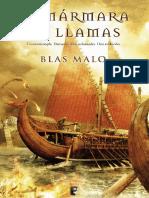 Malo, Blas - El Mármara en llamas