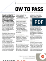 ACCA RAP OBU - How to Pass