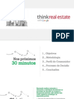 Google Think Real Estate Brasil