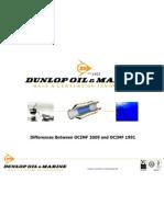 Comparison OCIMF 2009 and OCIMF 1991