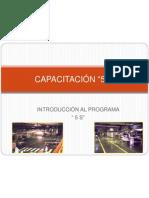 CAPACITACION 5s