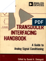 Transducer Interfacing Handbook by AD