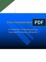 Crisis Plan Cop